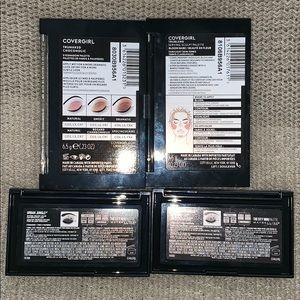 COVERGIRL Makeup - Drugstore bundle